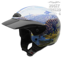 Casco NZI Single II Junior Rex