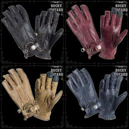 Guantes BY CITY Second Skin...