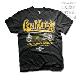 Samarreta GAS MONKEY GARAGE...