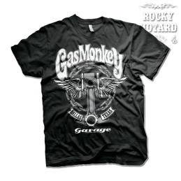 Camiseta GAS MONKEY GARAGE...