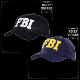 Gorra MCS FBI