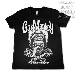 Samarreta GAS MONKEY GARAGE...