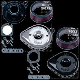 Kit filtre d'aire S&S Mini...