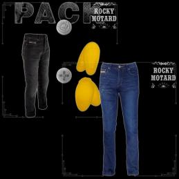 Pack pantalons ON BOARD...