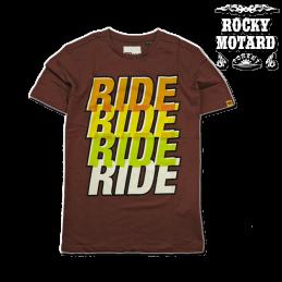 Camiseta ROEG Ride Four