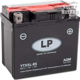 Bateria LANDPORT YTX5L-BS AGM